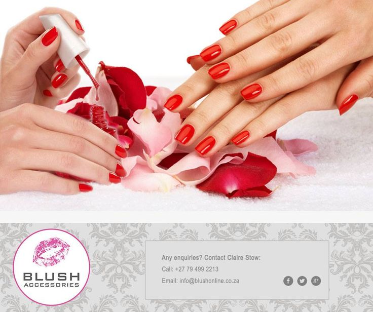 It's the #weekend and you have plans, but your nails are a mess. Before you do your #nails, put your nail polish in the fridge for 15 minutes. The cold nail polish will make application much smoother. #Blush