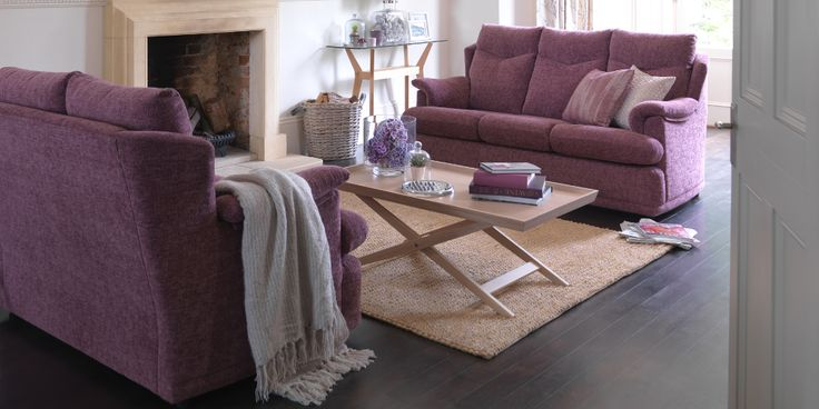 Keats Fabric by G Plan. Available from Rodgers of York #Sofa #Home