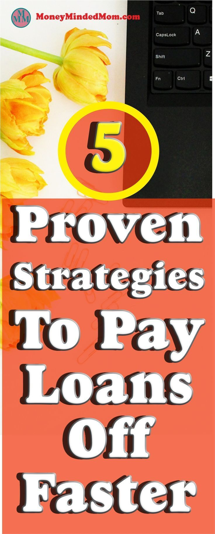 Simple Ways To Pay Off Loans Faster Money Minded Mom Money Saving Strategies Pay Loans Budgeting Money