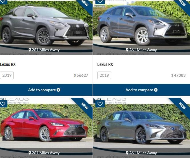 Lexus Monterey Peninsula Local Car Dealer In Ca Searchlocaldealers Com Lexus Car Dealer Monterey Peninsula