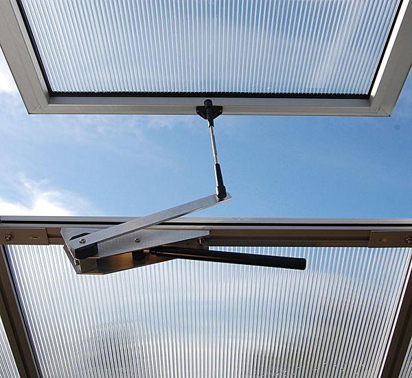 Automatischer Öffner für Dachfenster - Aussaat und Anzuchthaus Anzucht - Beckmann KG - Ihr Spezialist für Gewächshaus und Gartenartikel