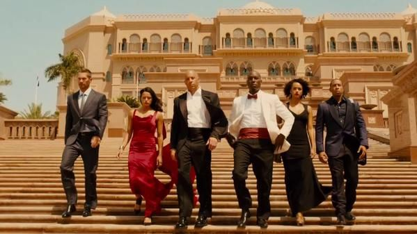 'Fast and Furious 7' Box Office Collection: Vin Diesel Starrer Crosses ₹50 ... Fast and Furious 7  #FastandFurious7
