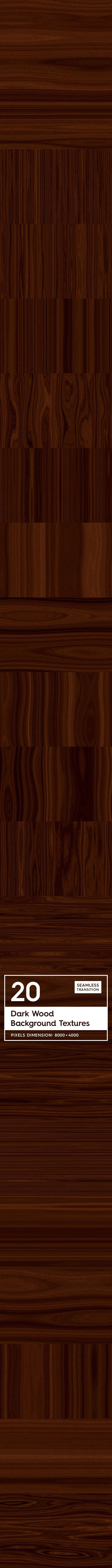 20 Dark Wood Background Textures. Macro #darktree #surface