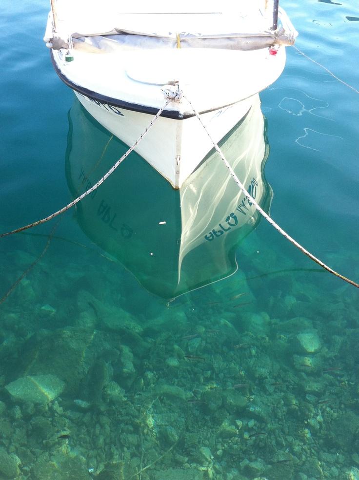 Greek tradition / true spirit / sea