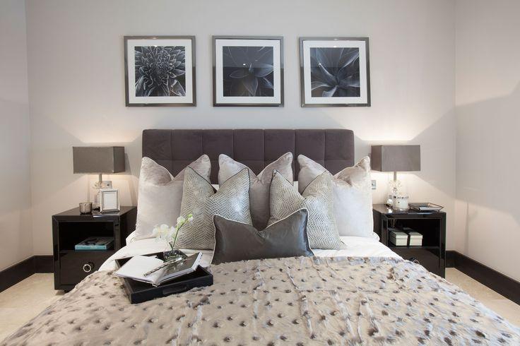 Parkside II | Luxury Bedroom Interior | JHR Interiors