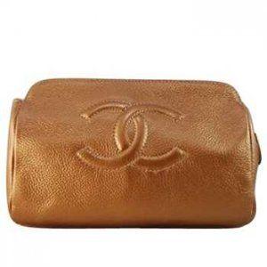 Chanel Sacs Wristlet cuivre Classique CCS233,chanel pas cher €119.00