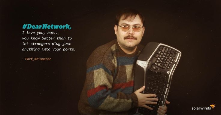 """Happy Valentines Day! #DearNetwork For a bit of fun on a Friday, here are a few funny """"romantic"""" e-cards sys admins might appreciate. http://www.lifehacker.com.au/2016/02/nerd-love-nine-valentines-day-e-cards-for-it-professionals/"""