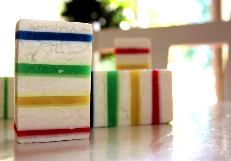 Beautiful Homecrafts soap  www.homecrafts.fi