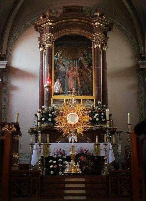 """ Jesus Christ, you are my life Alleluia, alleluia Jesus Christ, you are my life You are my life, alleluia"""