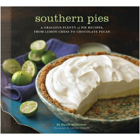 Southern Pies Recipe Book   Waiting on Martha
