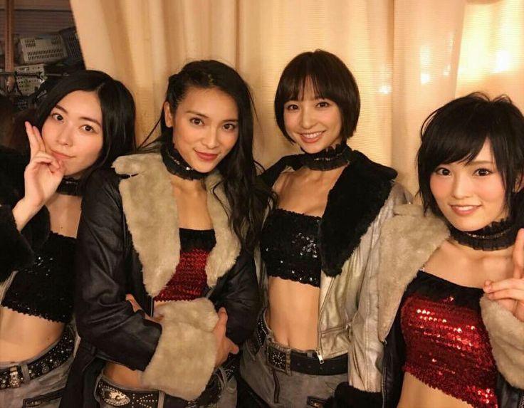 Akimoto Sayaka, Matsui Jurina, Shinoda Mariko, Yamamoto Sayaka