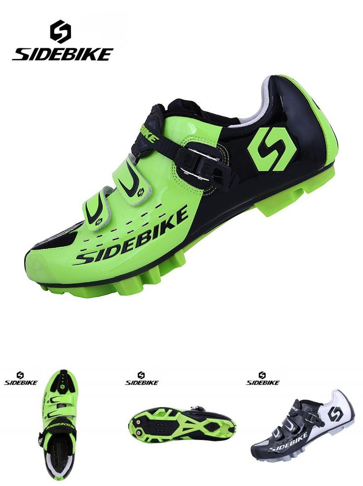 [Visit to Buy] Sidebike Cycling Shoes MTB Men Mountain Bike Self-Locking Shoes Breathable Bicycle Shoes Cycling Shoes zapatillas ciclismo #Advertisement
