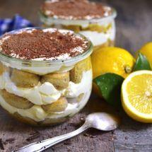 Ma recette du jour : Tiramisu citron sur Recettes.net