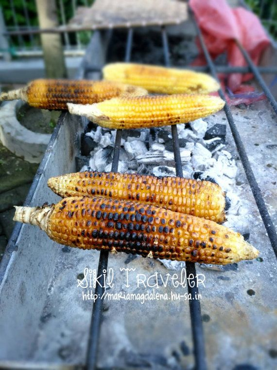 Roasted Corn Photostock. Downloadable. by SikilTraveler on Etsy