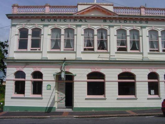 South Taranaki - Eltham Heritage 1911