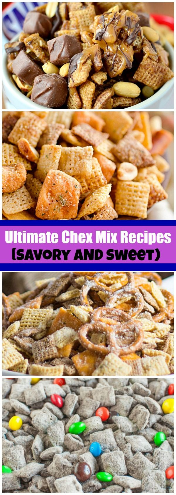 the-ultimate-savory-and-sweet-chex-mix-recipes