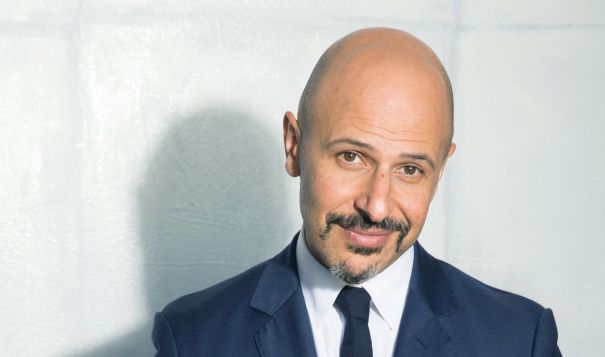 Comedian Maz Jobrani Set To Host 2017 International Emmy Awards Gala