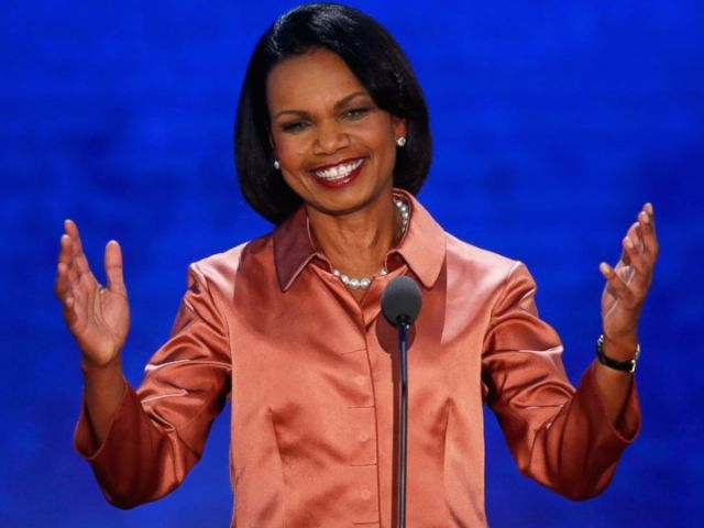 "Condoleezza Rice Leads Race to Replace Barbara Boxer in CA | 2.18.15 | ""The leader in the race to replace retiring U.S. Senator Barbara Boxer (D-CA) in America's most liberal state is… Republican Condoleezza Rice, according to a new Field Poll released Wednesday. Rice, the former Secretary of State and Stanford don, is backed by 49% of voters–ahead of Attorney General Kamala Harris, the liberal Democrat who was the first to declare."" ~ Kamala = Obama!"