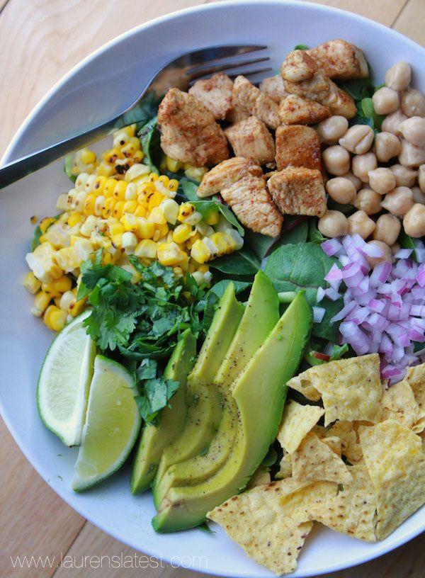 Supergreens Southwest Kale Salad
