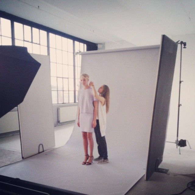Shooting Modström's new Summer 2015 collection