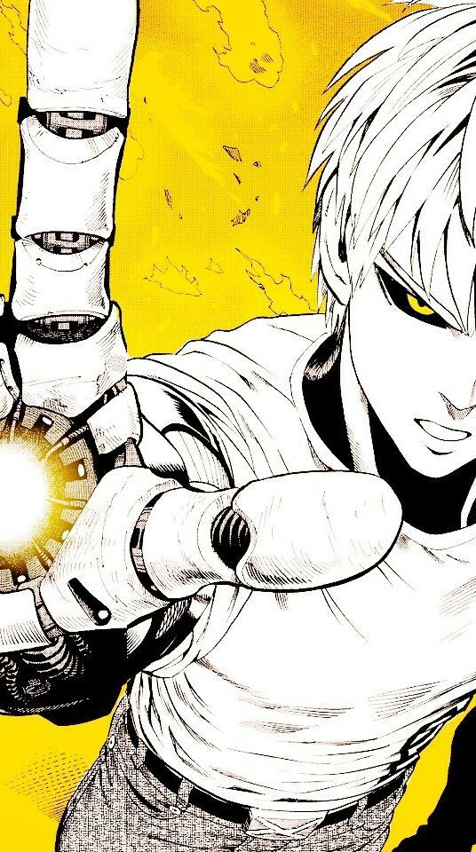 Incinerate. Genos - One