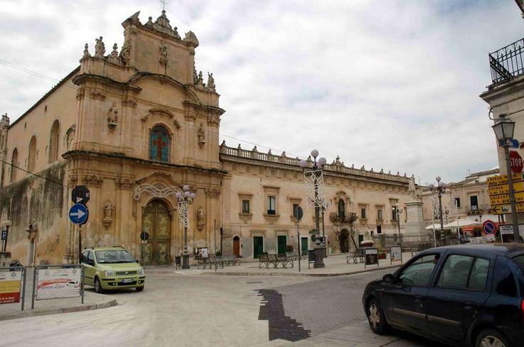 Chiesa del carmine e convento - Scicli