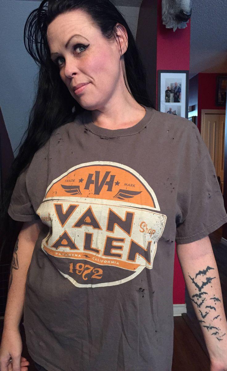 A personal favorite from my Etsy shop https://www.etsy.com/ca/listing/586232947/distressed-van-halen-tour-shirt-david   #vanhalen #vanhalenfan #vanhalenhistory #jump #80s #panama #warnermusic #davidleeroth #eddievanhalen #rocktee #tourshirt #distressed #hotforteacher #vinyllife #heavymetal #hardeock #hairband #80smusic #80shairbands #sammyhagar
