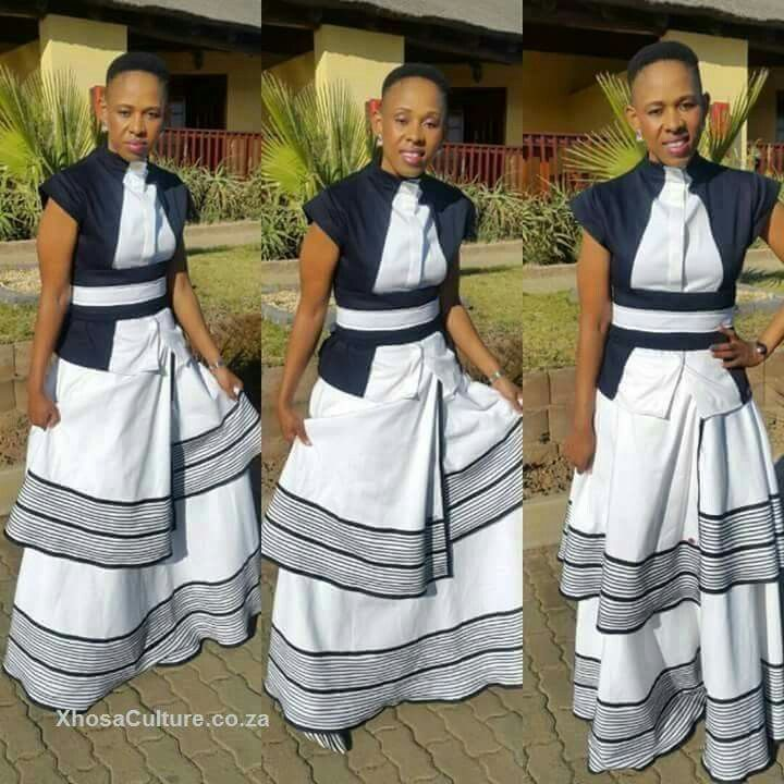 151 best Xhosa Traditional attire images on Pinterest | African ...