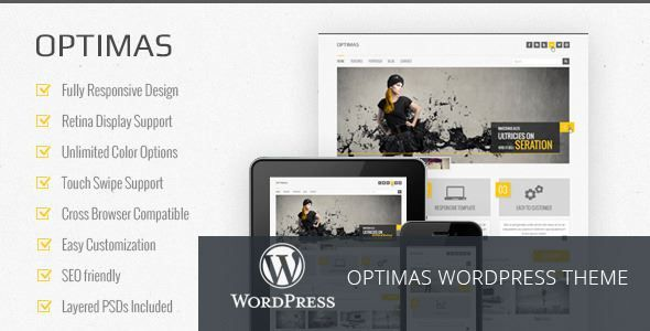 Download Optimas-Responsive WordPress Theme