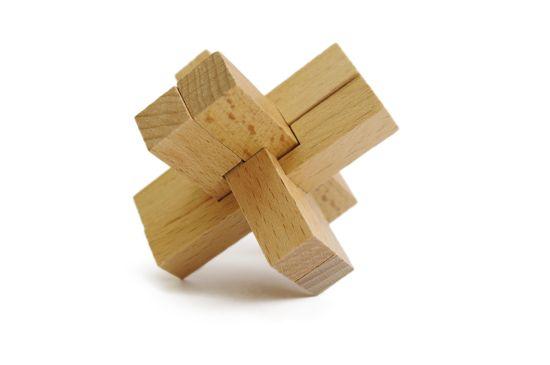 Fa kirakó (Kicsi)  - CsakKütyük Webáruház