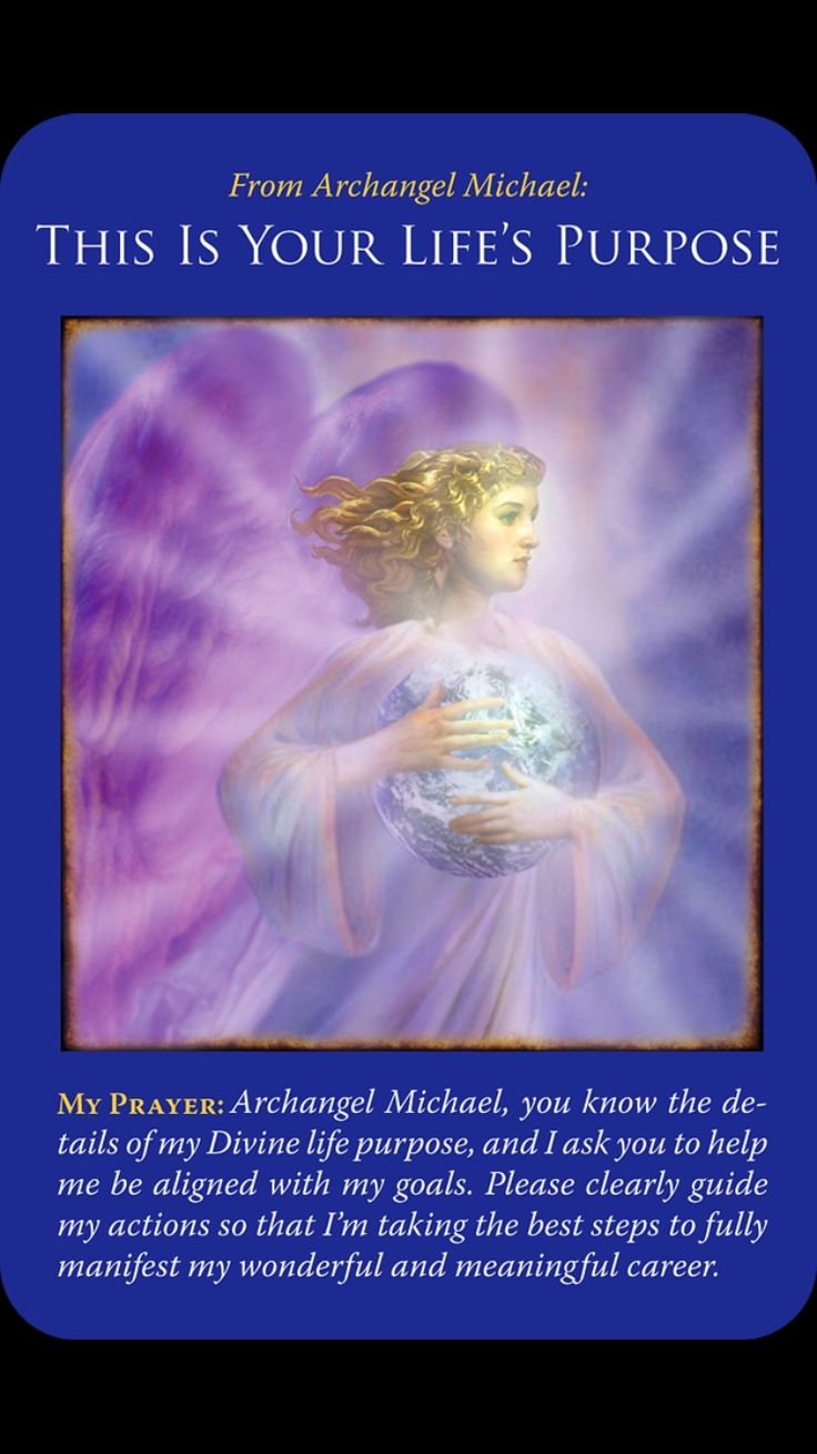 Archangel Michael Angel Cards by Doreen Virtue