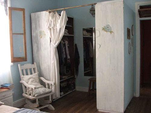 5 formas de crear tu propio armario vestidor reciclado | Decorar tu casa es facilisimo.com