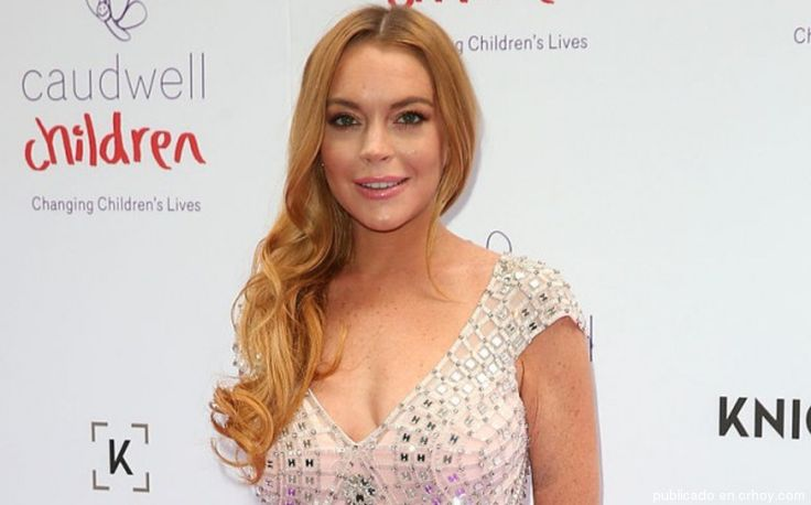 (VIDEO) Lindsay Lohan pierde parte de su dedo en accidente