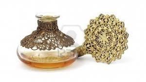 oude parfumflesjes