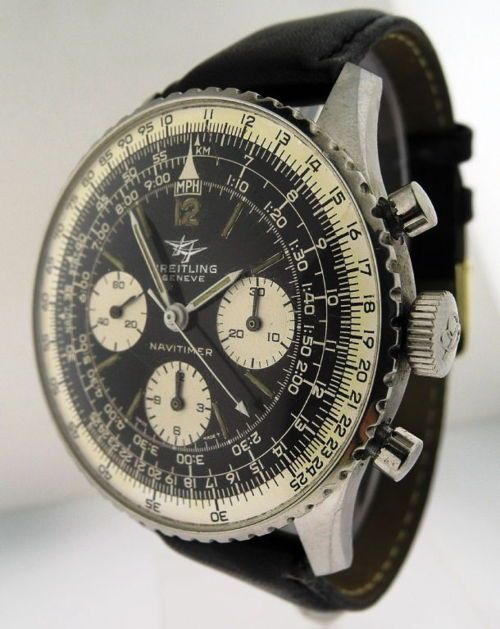 Vintage Breitling, doesn't really get any better