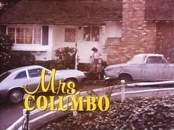 Mrs. Columbo (TV Series 1979–1980)