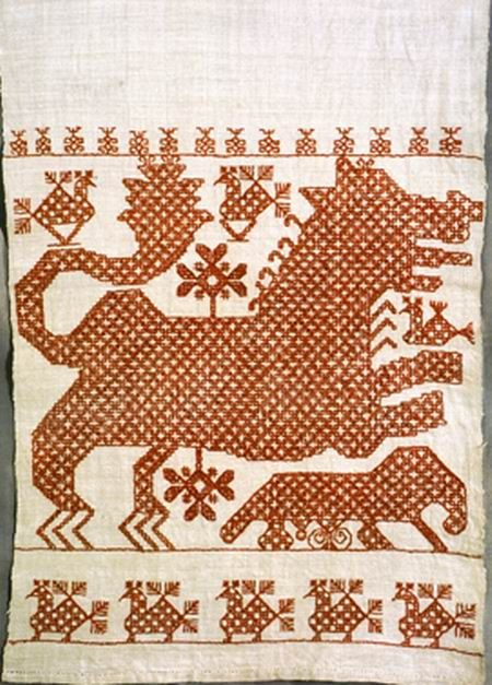 Декоративно-прикладное искусство Пудожья и Заонежья- Decorative and applied arts of Pudozh and Zaonezhja