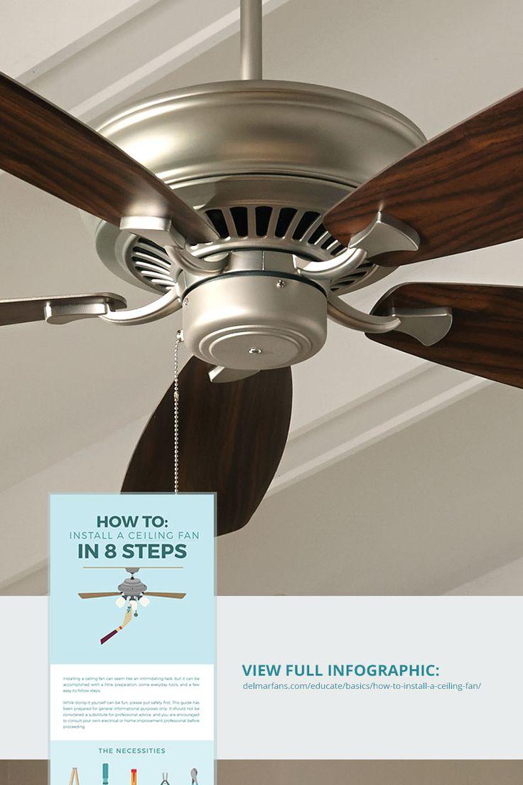 Best 25 Ceiling fan installation ideas on Pinterest