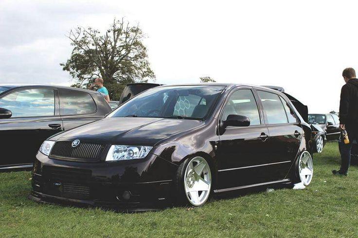 Fabia RS on SDM wheels