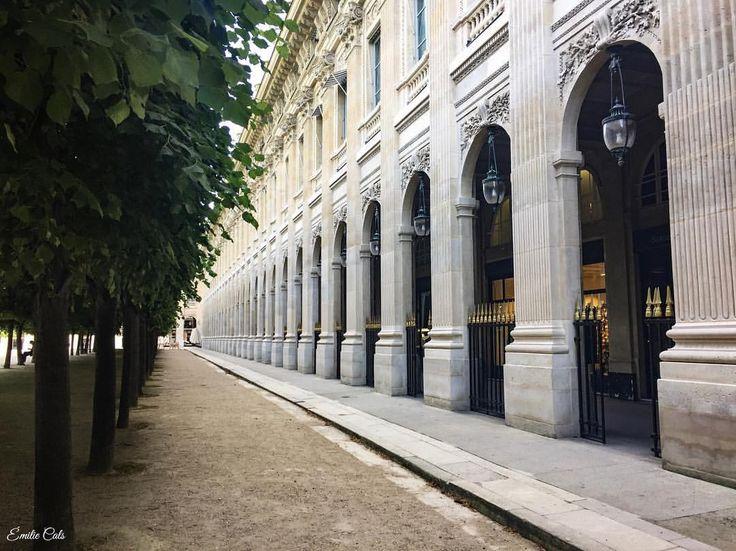 Jardin du Palais Royal, Paris