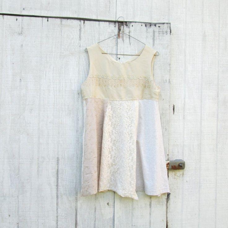 Medium / Upcycled Clothing / Funky Silk And By CreoleSha
