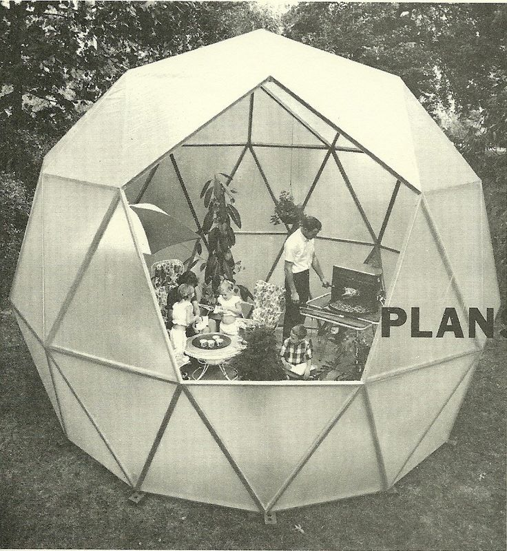 Plans for Charter-Sphere Domes developed by TC Howard of Synergetics, Inc as an alternative to the geodesic dome. 1966