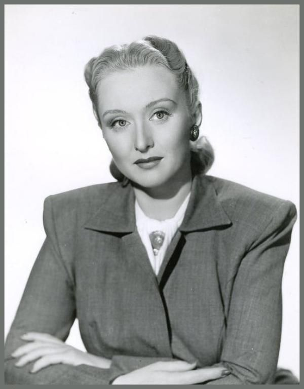 Celeste HOLM (1917-2012) *AFI Top Actress nominee > Active 1937–2012 > Born 29 Apr 1917 New York > Died 15 Jul 2012 (aged 95) New York, heart attack > Other: Singer > Spouses: Ralph Nelson (1936–39 div); Francis Davies (1940–45 div); A. Schuyler Dunning (1946–53 div); Wesley Addy (1961–96, his death); Frank Basile (2004–12, her death). So her 4th marriage lasted 37 years, and her 5th was at age 87! Diagnosed with Alzeimers 2002, but continued working.
