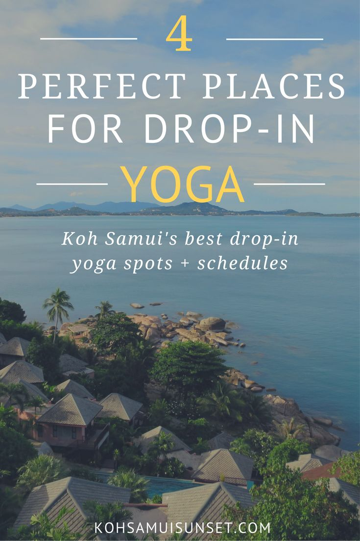 Koh Samui, Thailand: Where to do yoga on Koh Samui? 4 perfect places for Koh Samui yoga, including studios near Chaweng, Lamai and Bophut beaches … Click through to read more ... http://www.kohsamuisunset.com/drop-in-yoga-samui/ | Koh Samui things to do