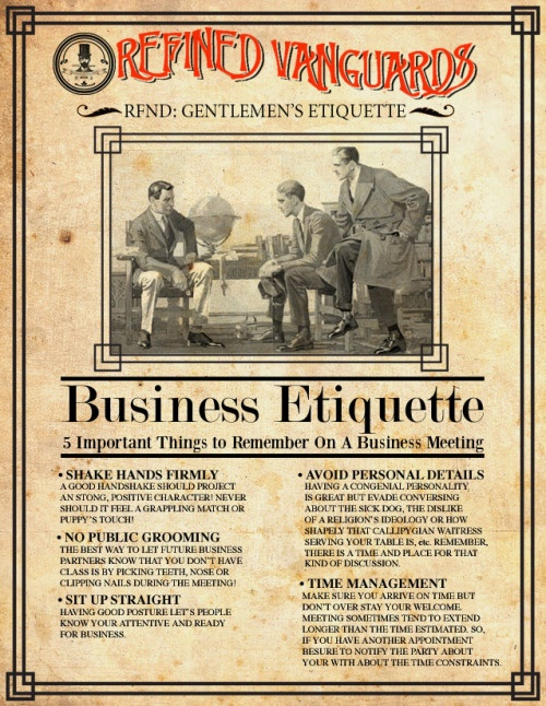 business etiquette essaybusiness etiquette tips  business etiquette essay