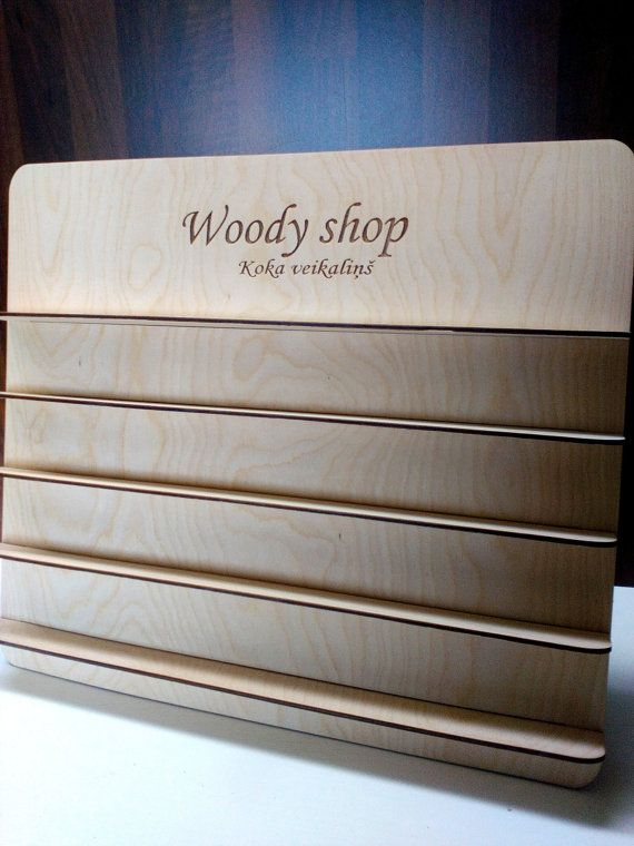 Display Stand For Craft Shows Shops Jewerly Shop by latwoodyworld