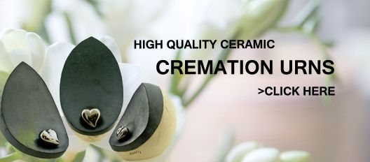 Affordable cremation ceramic cremation ashes urns at legendurn.com