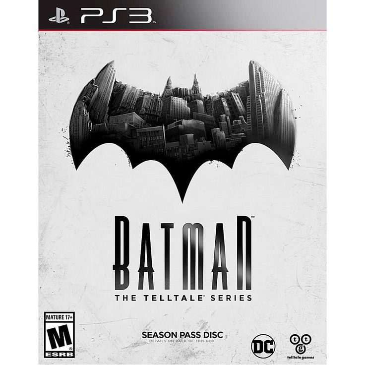 Batman Telltale Series - PlayStation 3