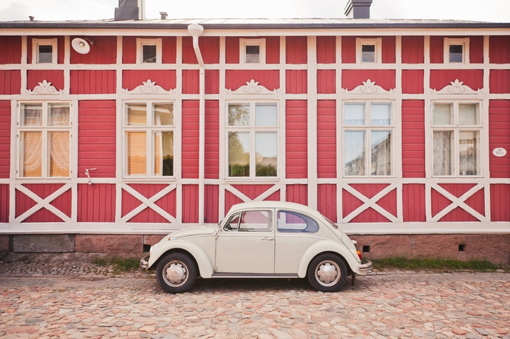 Old town, Rauma | Finland Soon <3