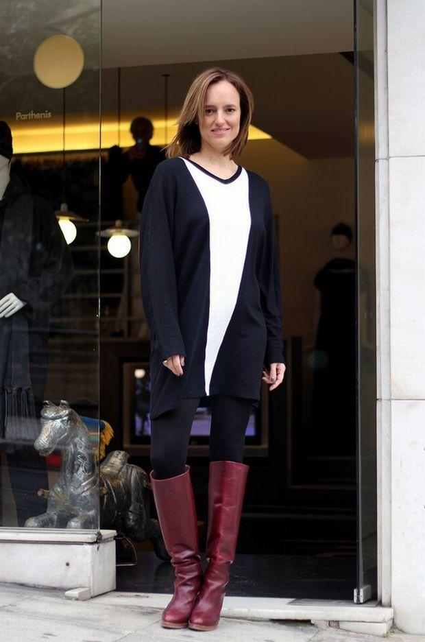 Η Ορσαλία Παρθένη σχεδιάζει ρούχα για να αγαπήσουμε τη ντουλάπα μας
